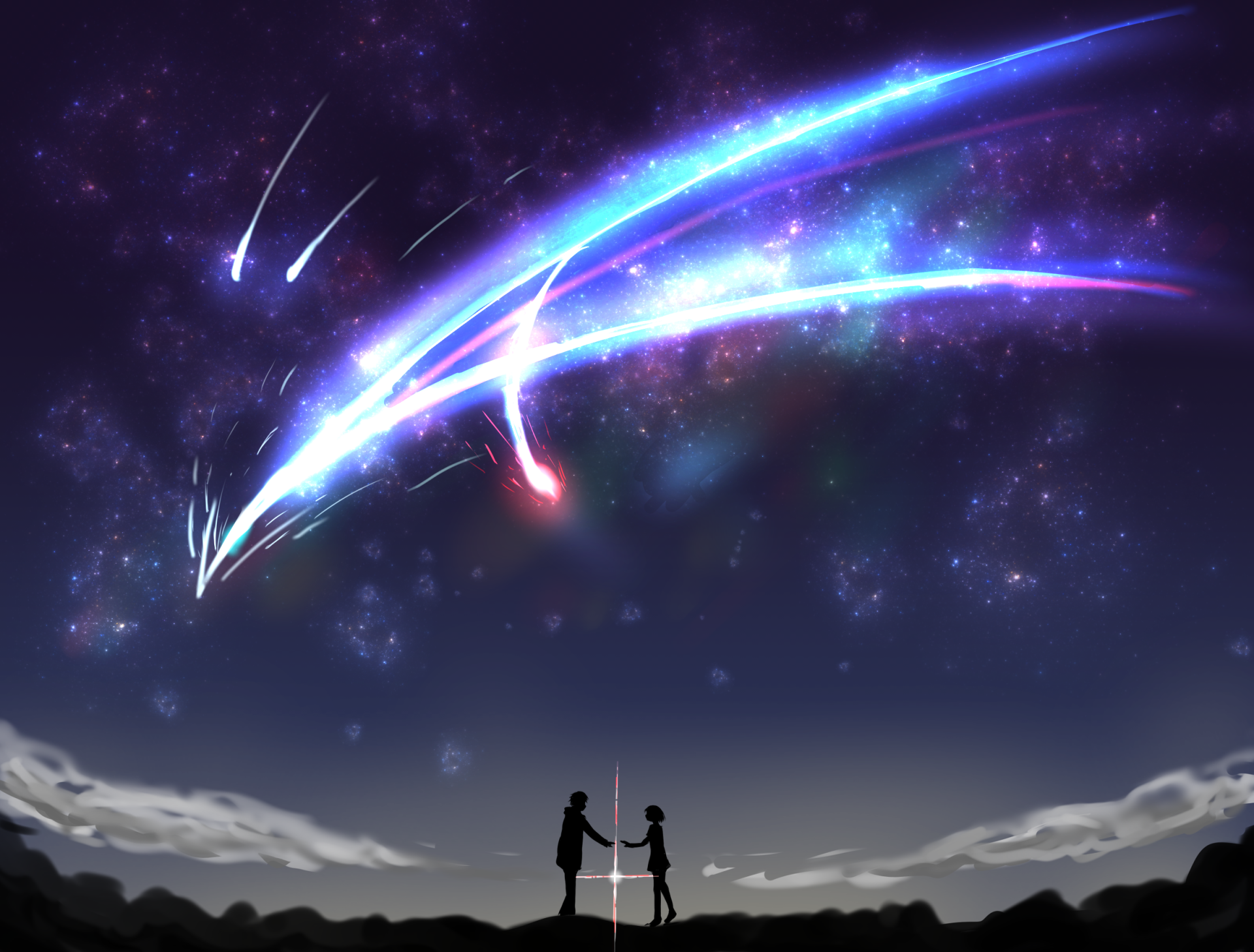 Your Name Hd Wallpaper Background Image X