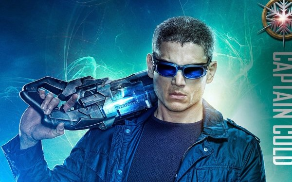 TV Show DC's Legends Of Tomorrow Captain Cold HD Wallpaper | Background Image