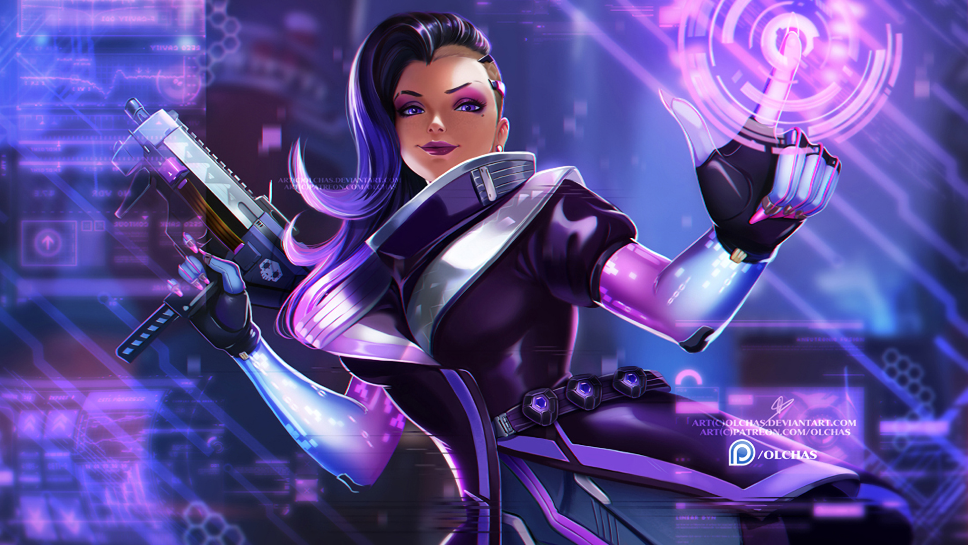 Overwatch full hd wallpaper and background 1920x1280 - Hd Wallpaper Background Id 765760
