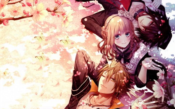 Anime Amnesia Toma Shin Otome Game HD Wallpaper | Background Image
