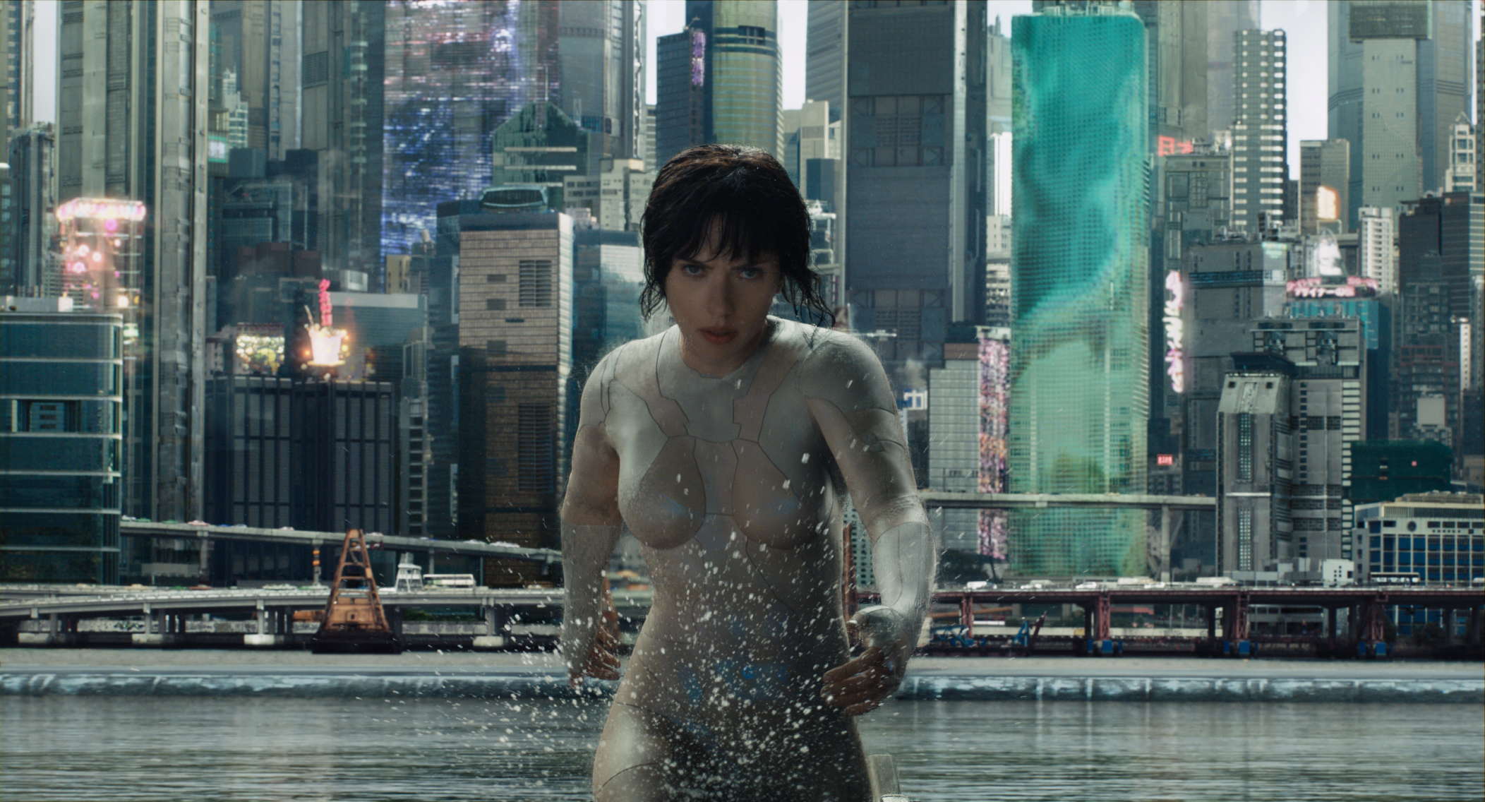 34 Ghost In The Shell Hd Wallpapers Background Images