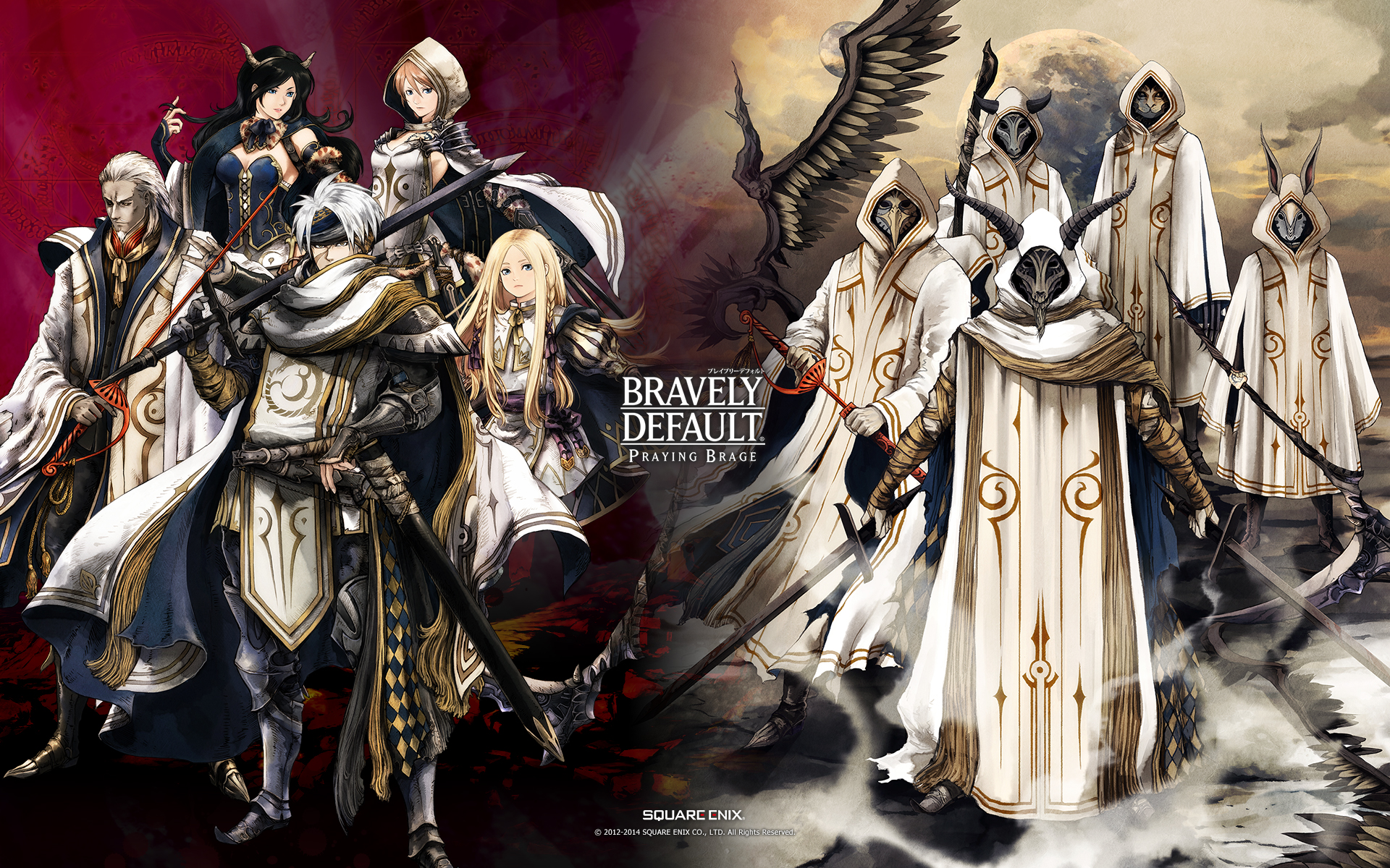 Bravely Default Full HD Wallpaper and Background ...