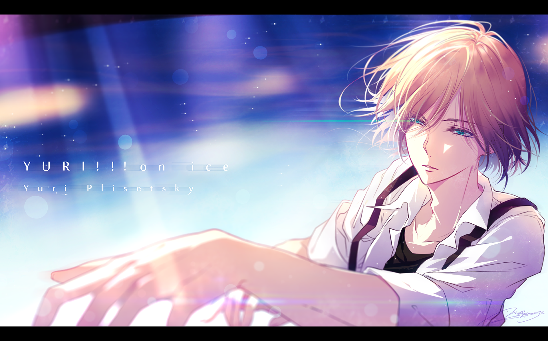36 Yuri Plisetsky Hd Wallpapers Background Images Wallpaper Abyss