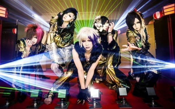 Music Codomo Dragon Visual Kei Gothic JRock Hard Rock Asian Oriental Glam Rock HD Wallpaper   Background Image