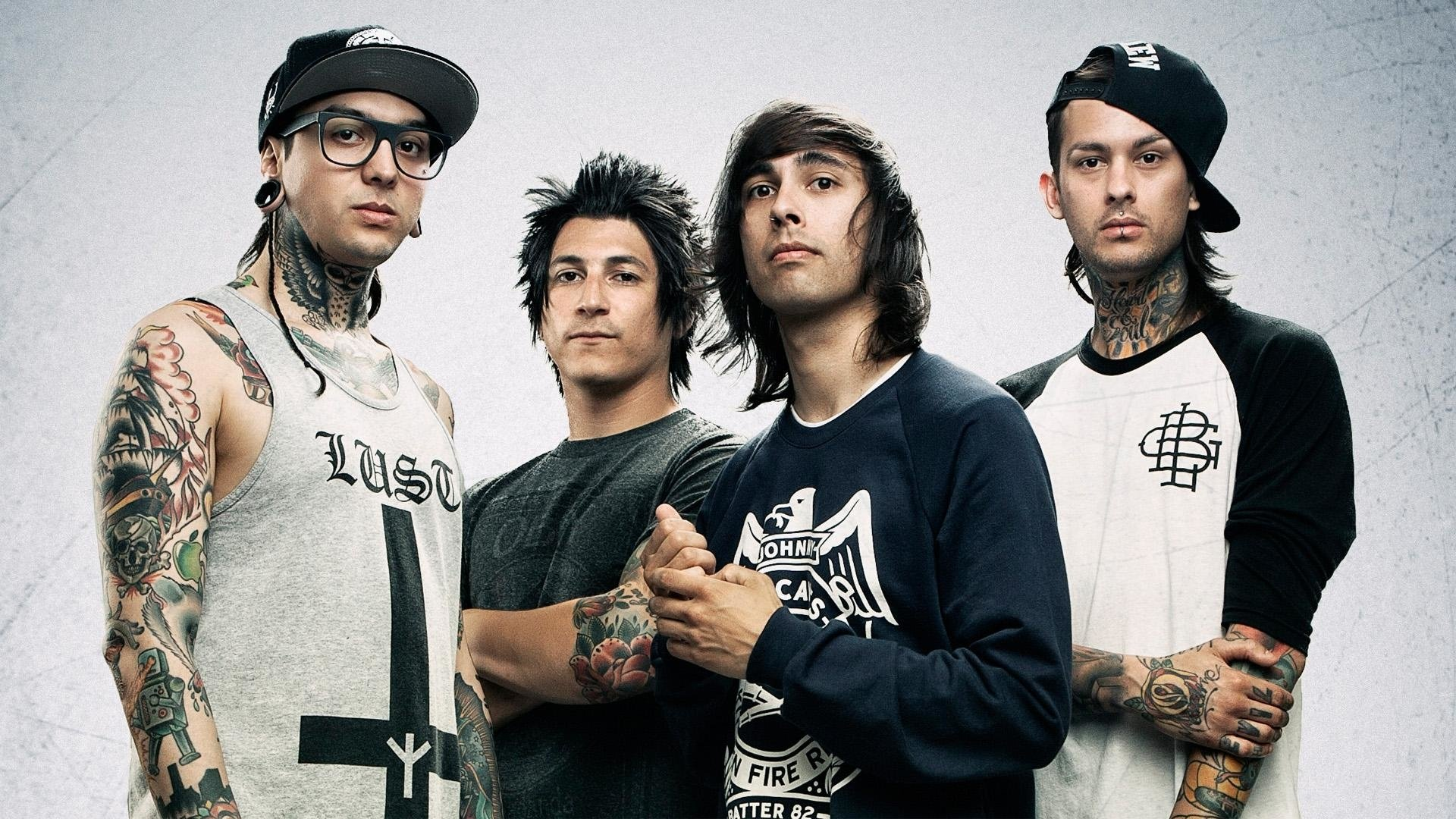 Pierce the Veil HD Wallpaper | Background Image ...