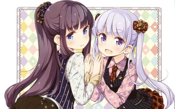 Anime New Game! HD Wallpaper   Background Image