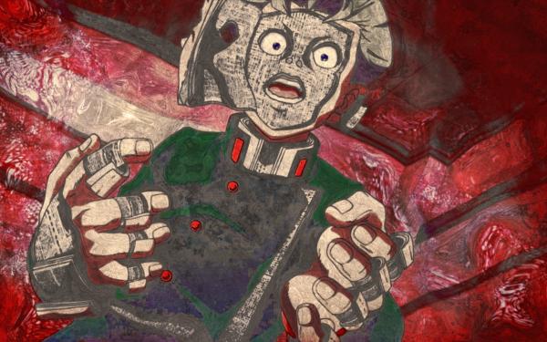 Anime Jojo's Bizarre Adventure Koichi Hirose HD Wallpaper   Background Image