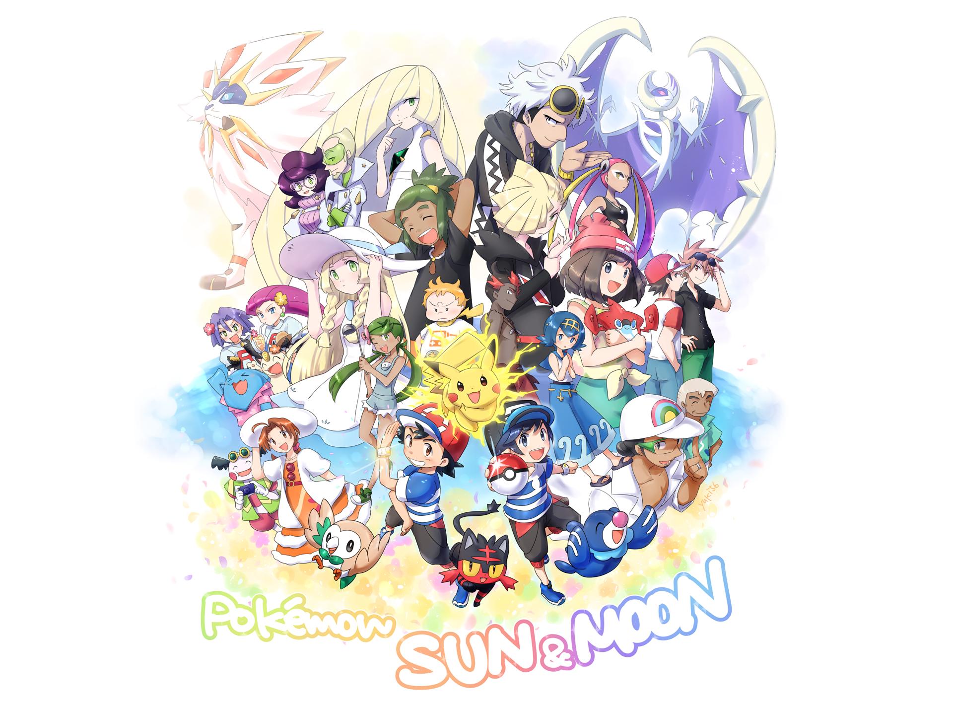 Pokémon 4k Ultra Fond d'écran HD | Arrière-Plan | 3904x2880 | ID:773345 - Wallpaper Abyss