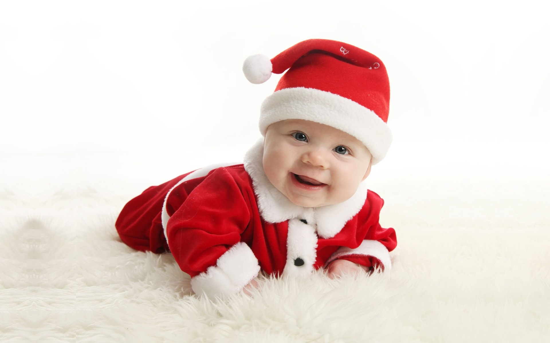 Christmas Baby Full HD Wallpaper And Background Image