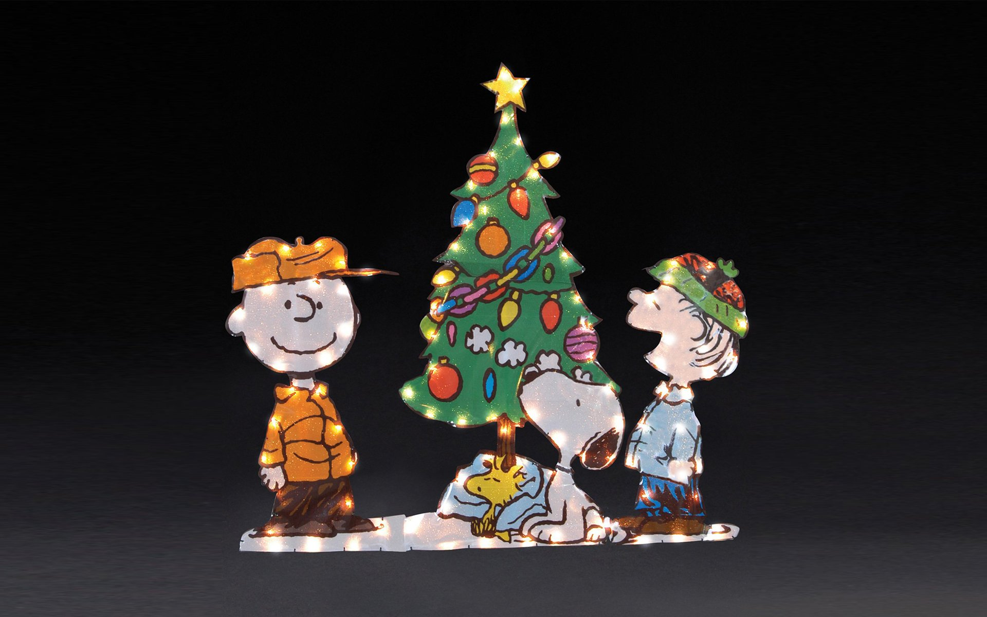 A Charlie Brown Christmas Hd Wallpaper Background Image