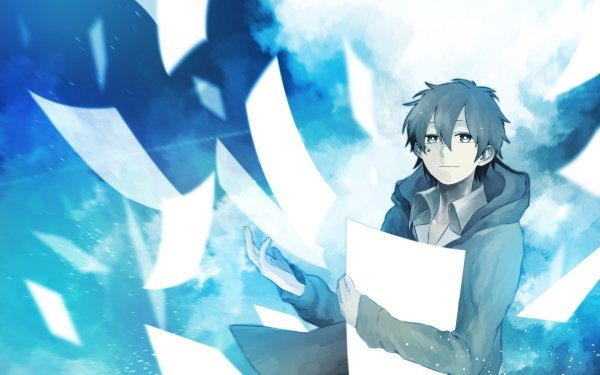 Anime Kagerou Project Sky HD Wallpaper   Background Image