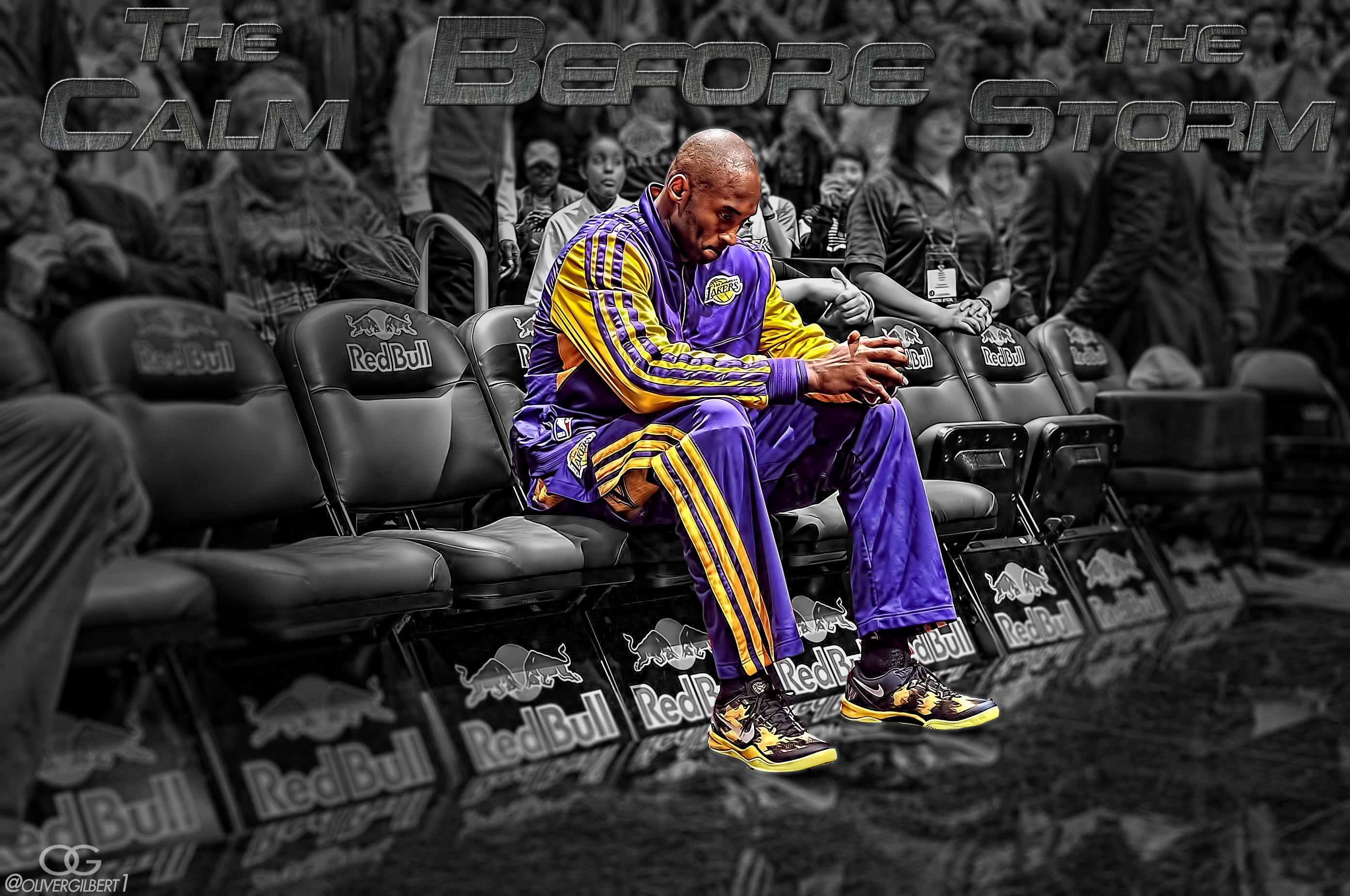 Kobe Bryant HD Wallpaper | Background Image | 2784x1848 | ID:776031 - Wallpaper Abyss