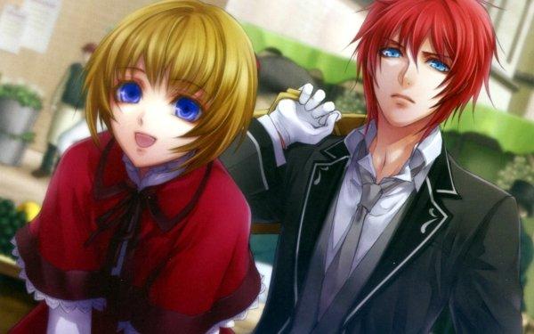 Anime Will o' Wisp Will Hanna Ellington HD Wallpaper | Background Image