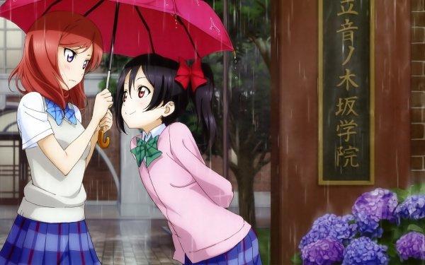 Anime Love Live! Nico Yazawa Maki Nishikino HD Wallpaper   Background Image