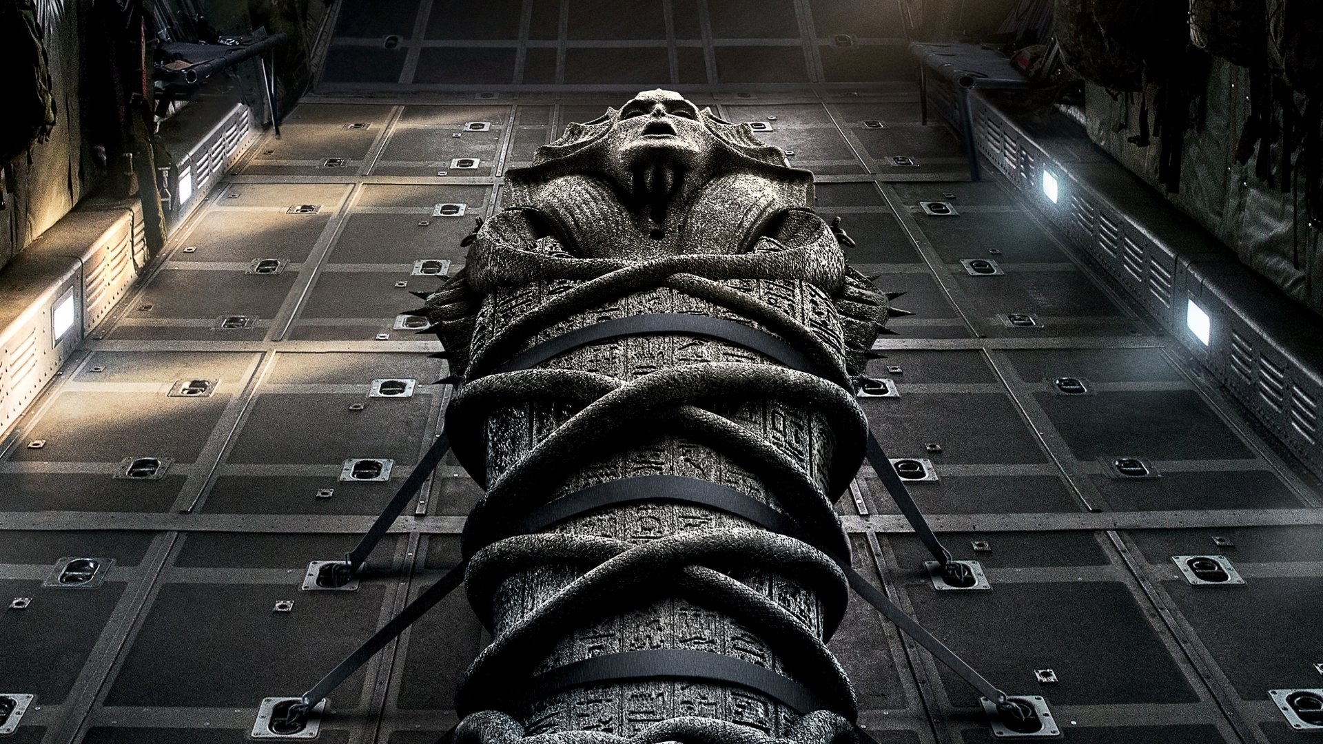 Movie - The Mummy (2017)  Wallpaper