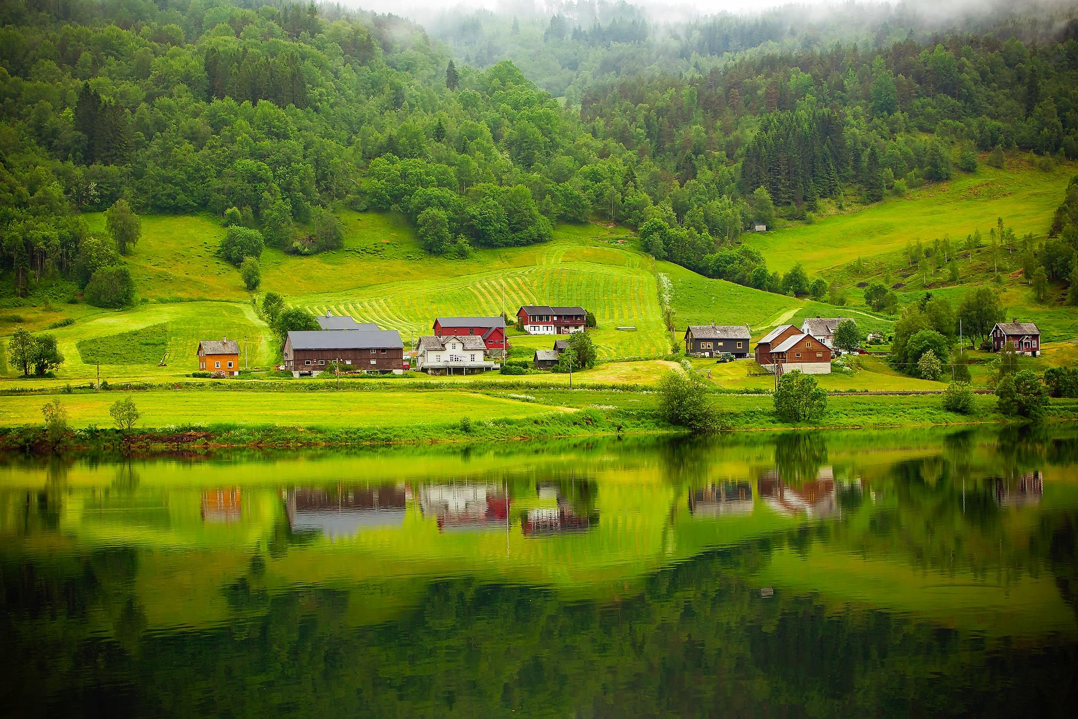 Haus am see wallpaper  122 Norwegen HD Wallpapers | Hintergründe - Wallpaper Abyss - Seite 2
