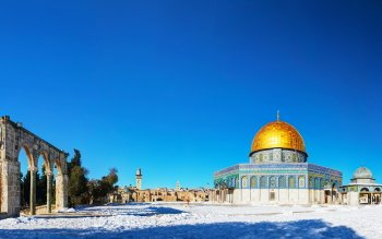 2 Dome Of The Rock HD Wallpapers