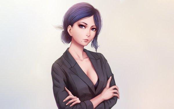 Anime Tokyo Ghoul Kiyoko Aura HD Wallpaper   Background Image