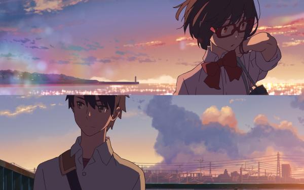 Anime Cross Road HD Wallpaper | Background Image
