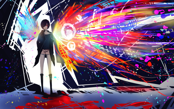 Anime Tokyo Ghoul Touka Kirishima HD Wallpaper | Background Image