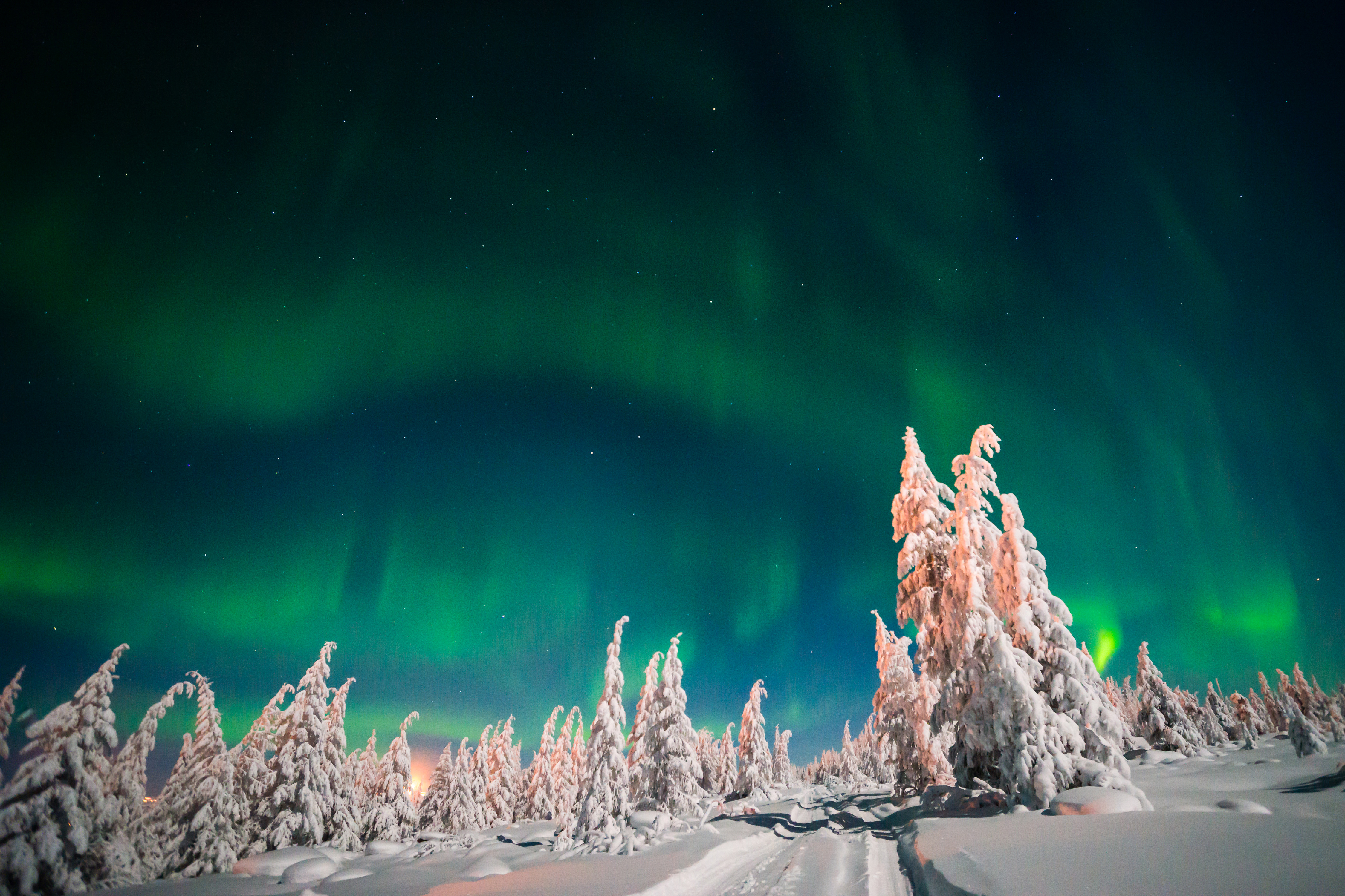 Aurora boreale 4k ultra hd sfondo and sfondi 4500x3000 for Aurora boreale sfondo