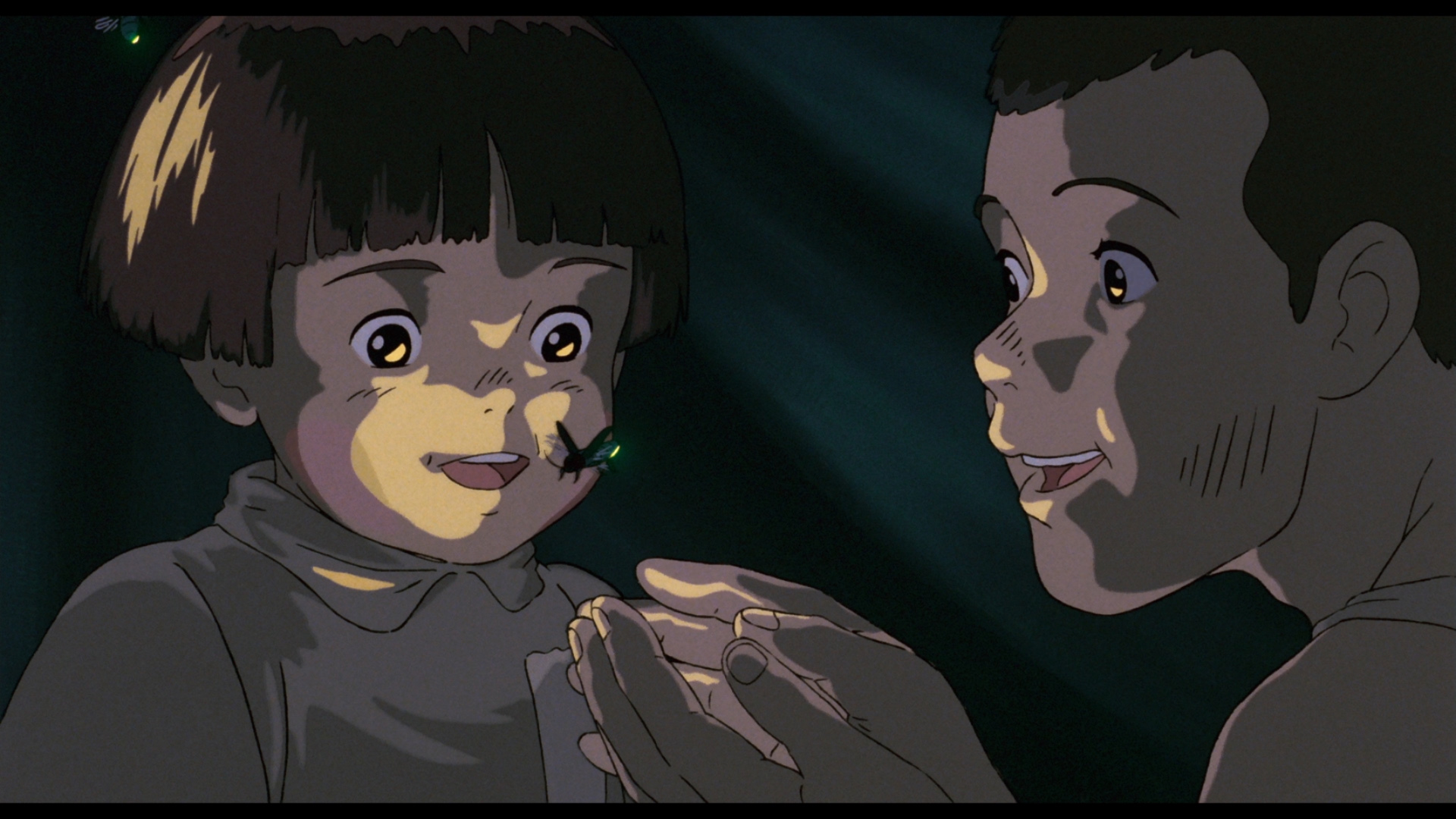 Grave Of The Fireflies Hd Wallpaper Background Image 1920x1080 Id 781720 Wallpaper Abyss