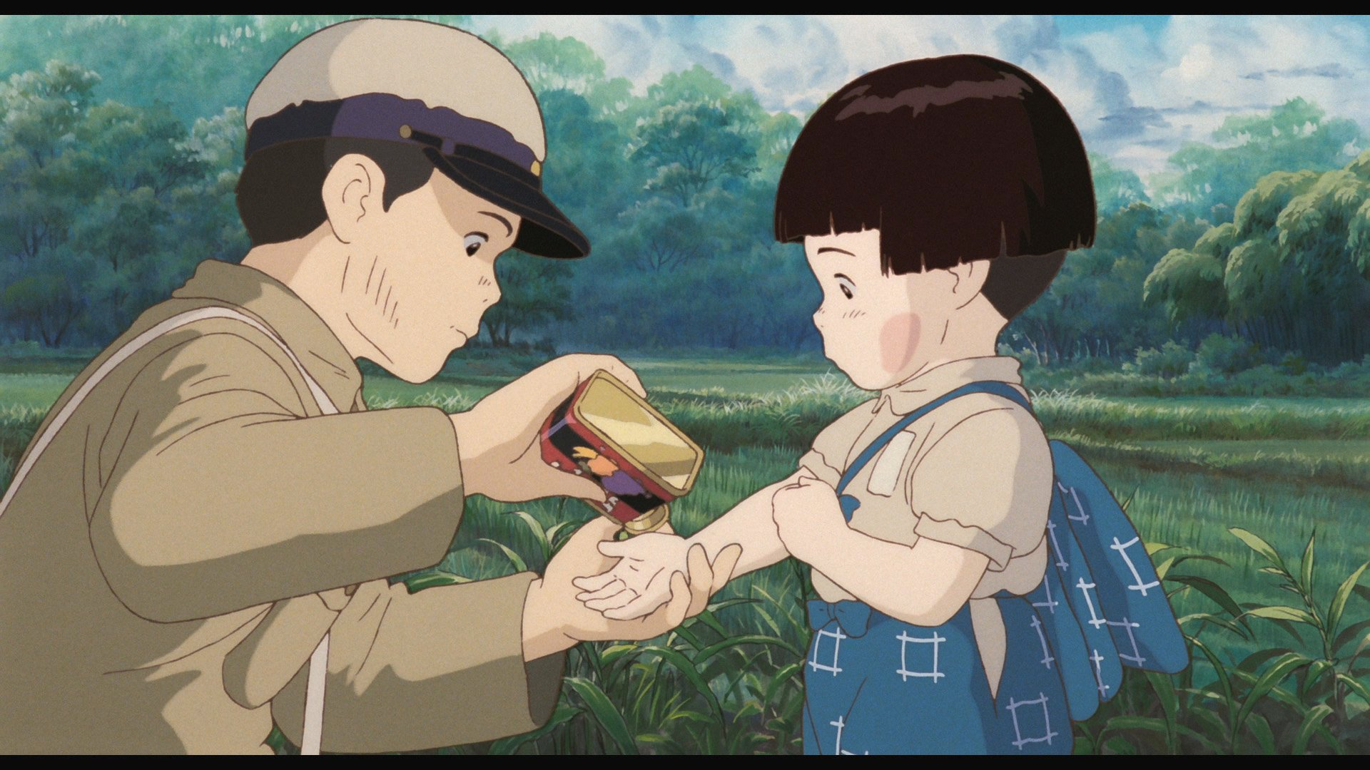 Grave Of The Fireflies Hd Wallpaper Background Image 1920x1080
