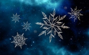 94 Snowflake Hd Wallpapers Background Images Wallpaper Abyss