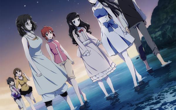 Anime Mahouka Koukou no Rettousei Fondo de pantalla HD   Fondo de Escritorio