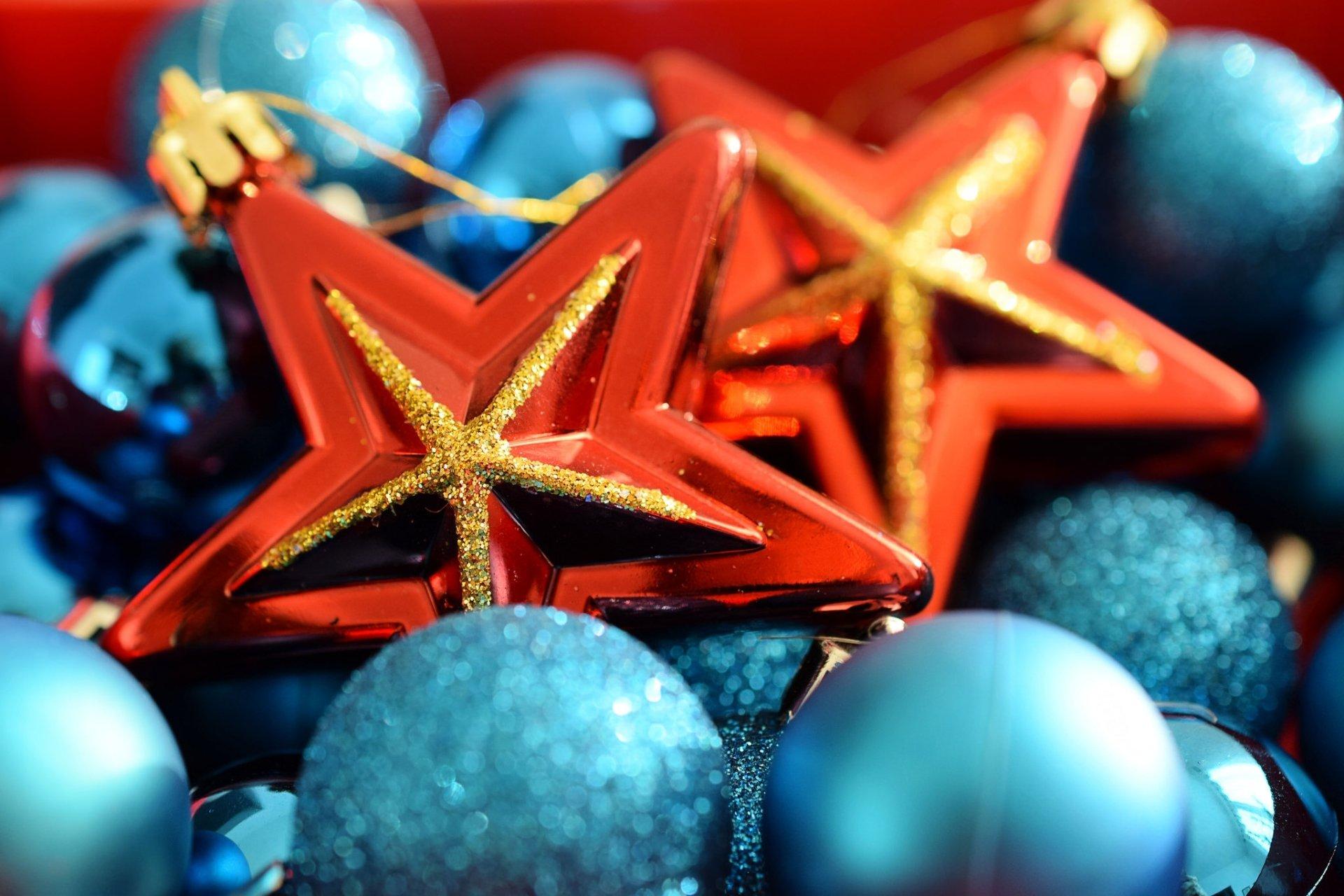 Holiday - Christmas  Christmas Ornaments Star Wallpaper