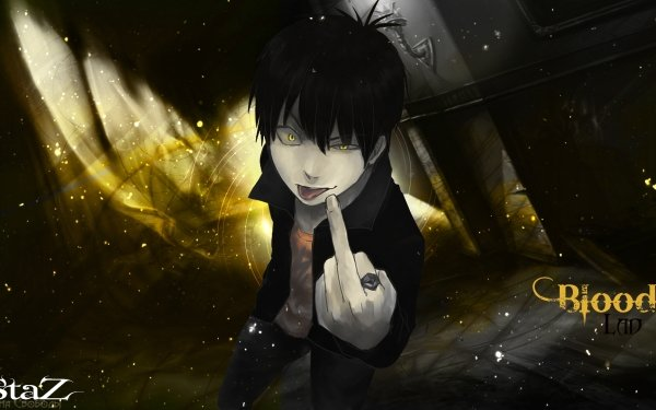 Anime Blood Lad HD Wallpaper | Background Image