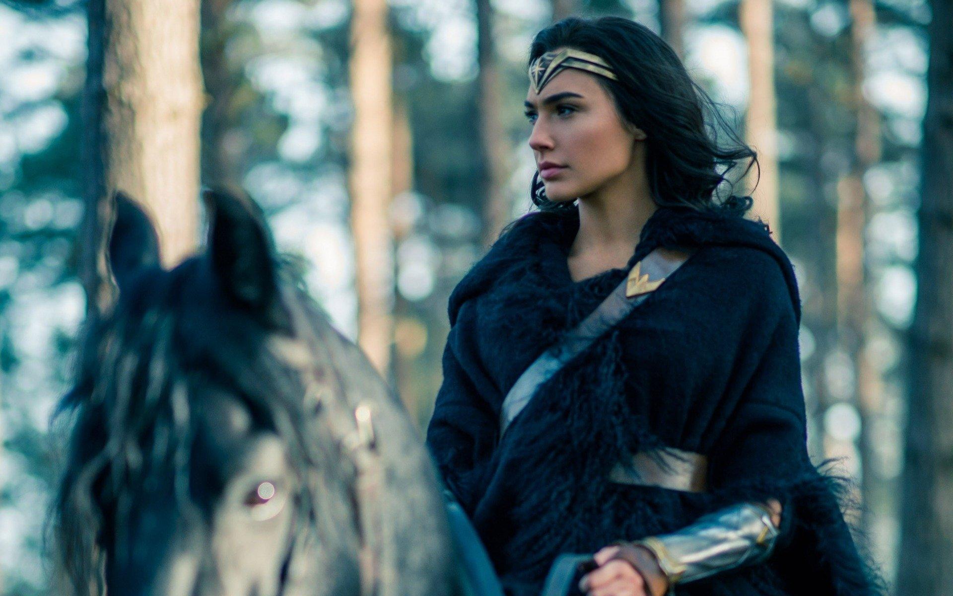 Hd wallpaper wonder woman - Hd Wallpaper Background Id 783603 1920x1200 Movie Wonder Woman