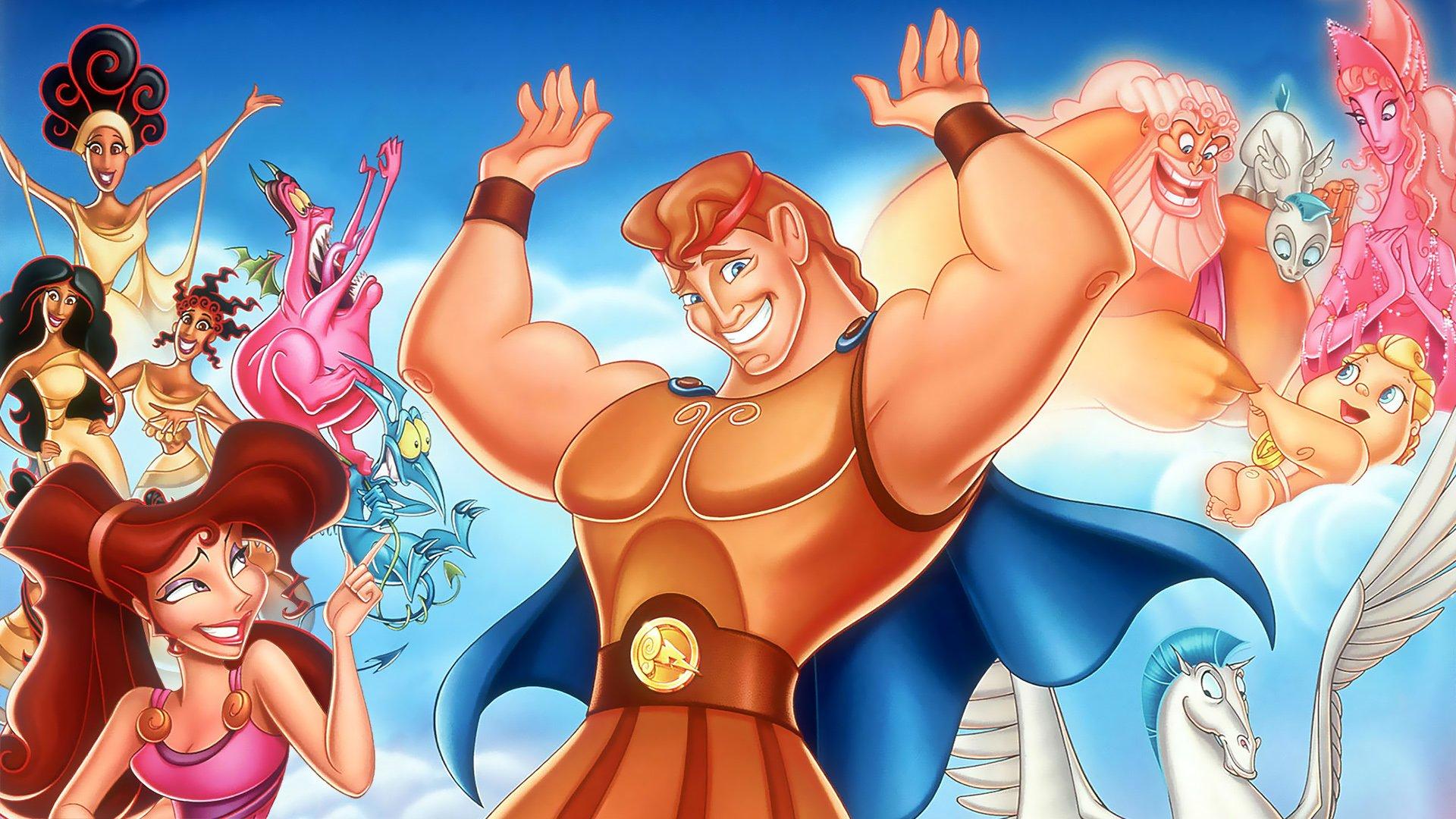 Hercules (1997) Papel de Parede HD | Plano de Fundo | 1920x1080 ...
