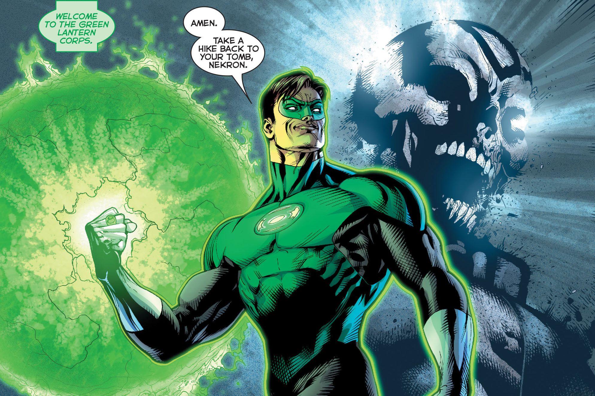 Green Lantern New 52 Costume Fondo De Pantalla Hd Fondo De