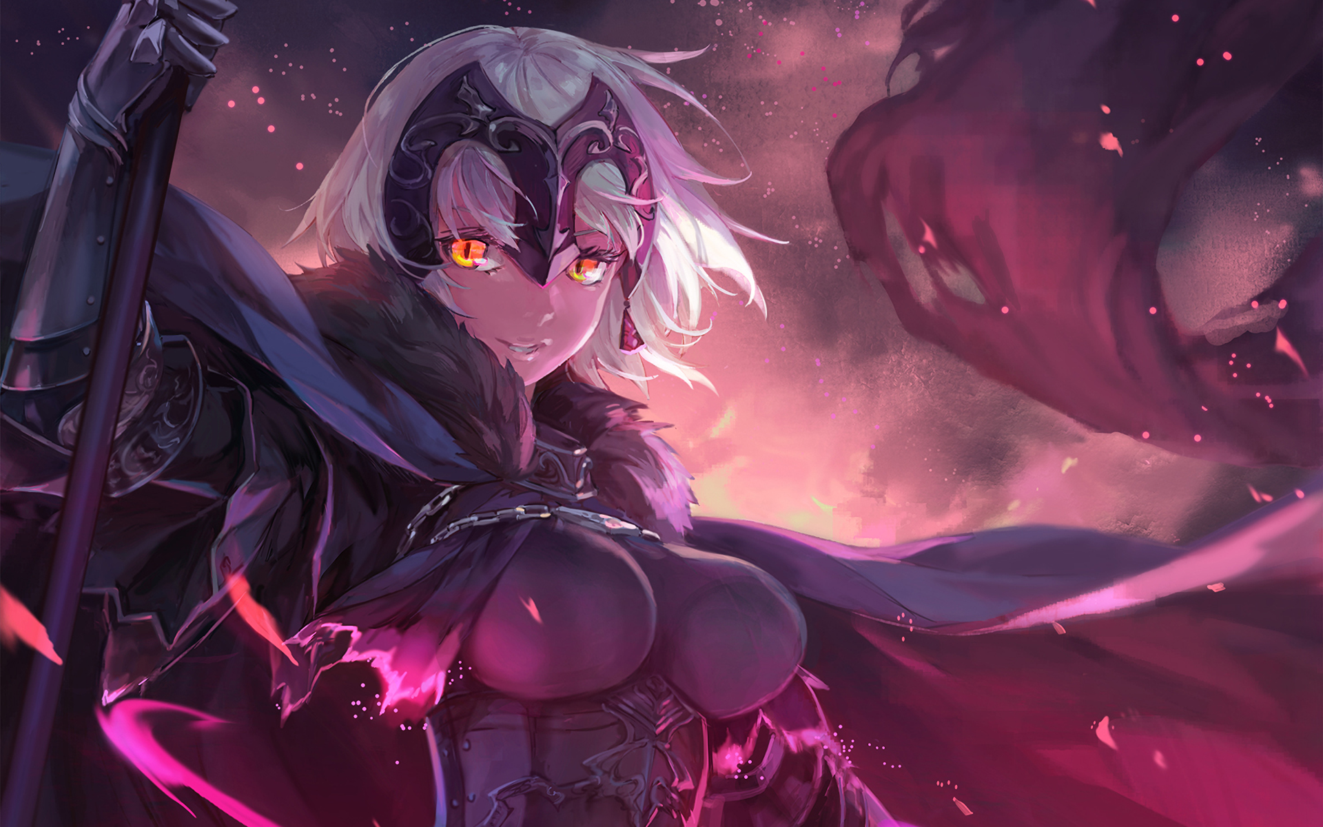 340 Jeanne D Arc Alter Hd Wallpapers Background Images Wallpaper Abyss