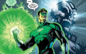 268 Green Lantern HD Wallpapers