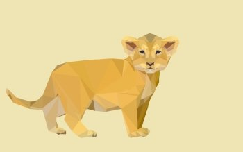 587 Lion HD Wallpapers