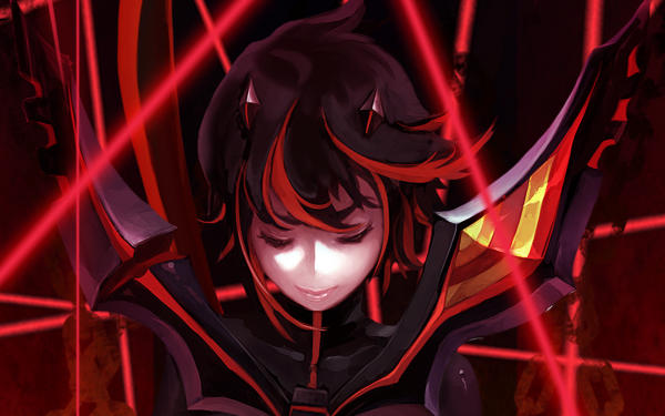 Anime Kill La Kill Ryūko Matoi HD Wallpaper   Background Image