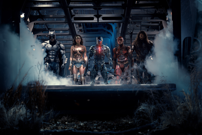 Justice League 2017 Without Superman Fondo De Pantalla Hd