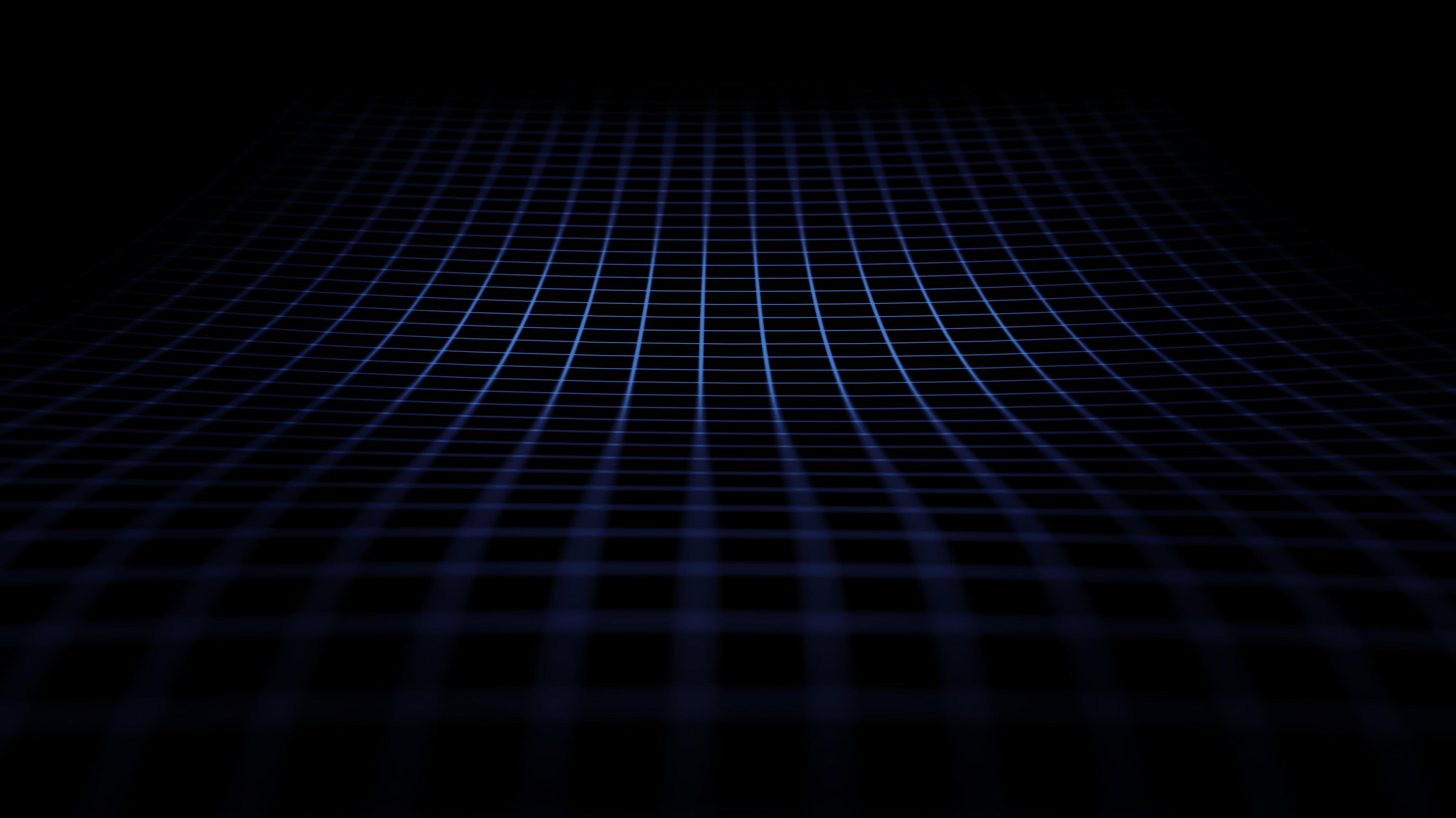 Grid Wave 4k Ultra HD Wallpaper