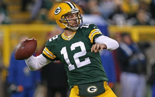 Sports Aaron Rodgers Football HD Wallpaper | Background Image