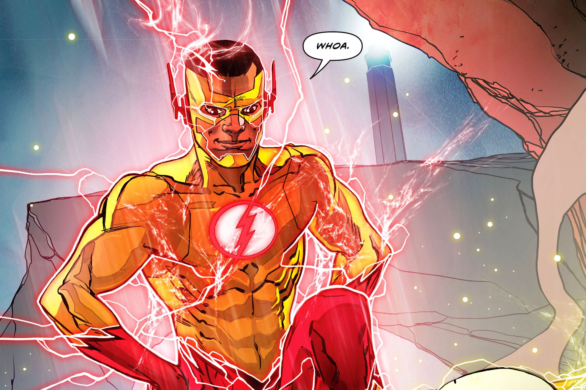 33 Kid Flash Hd Wallpapers Background Images Wallpaper Abyss