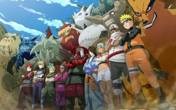 612 4k Ultra Hd Naruto Wallpapers Background Images Wallpaper