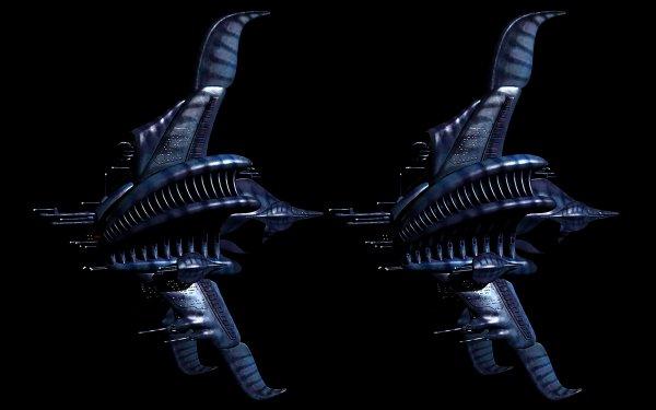 TV Show Babylon 5: A Call to Arms Babylon 5 Minbari ship HD Wallpaper   Background Image