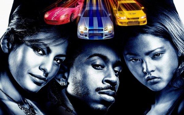 Movie 2 Fast 2 Furious Fast & Furious Eva Mendes Monica Fuentes Ludacris Tej Devon Aoki Suki HD Wallpaper | Background Image
