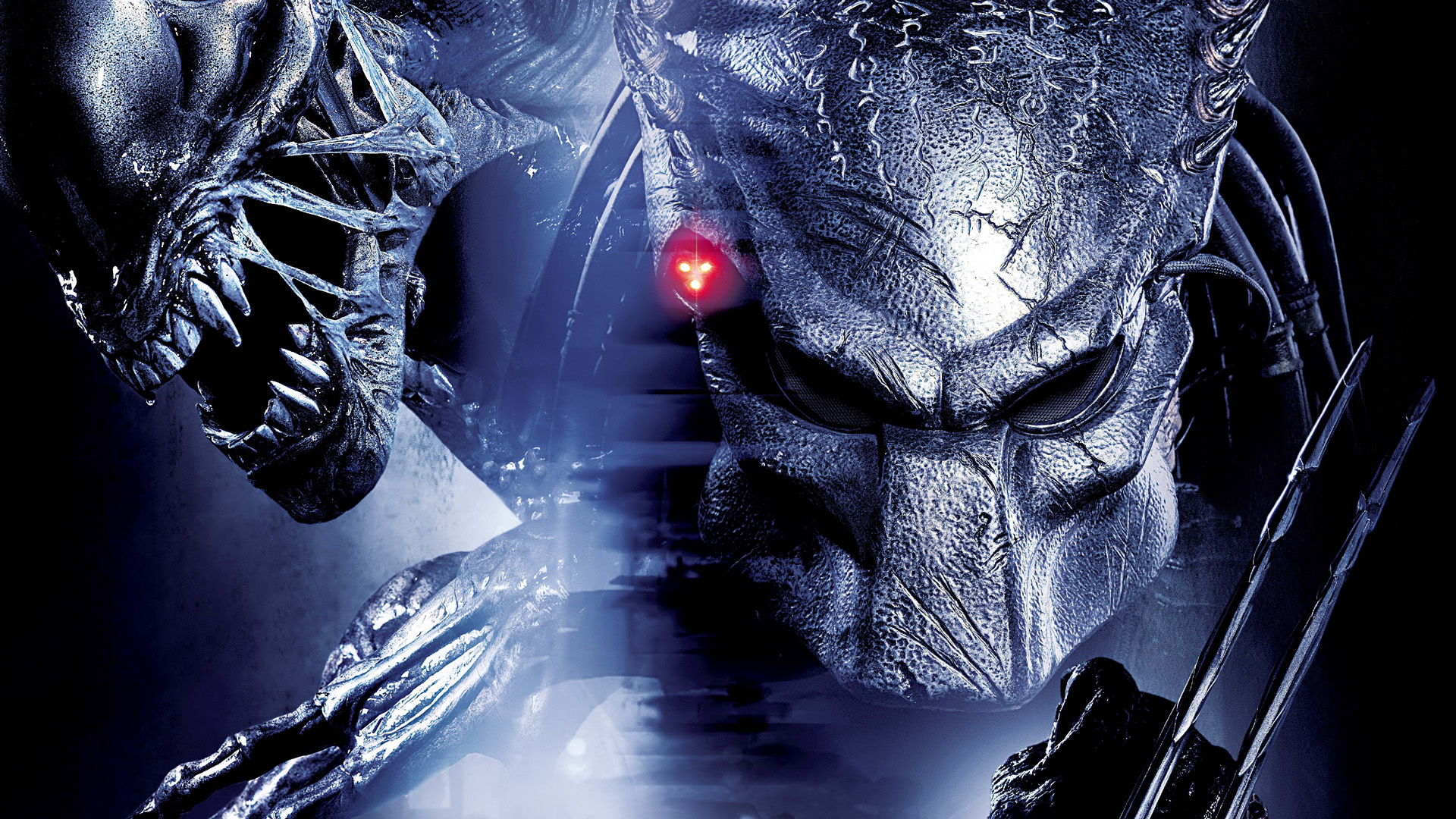 Alien Vs Predator Wallpaper Hd Aliens Vs. Pred...