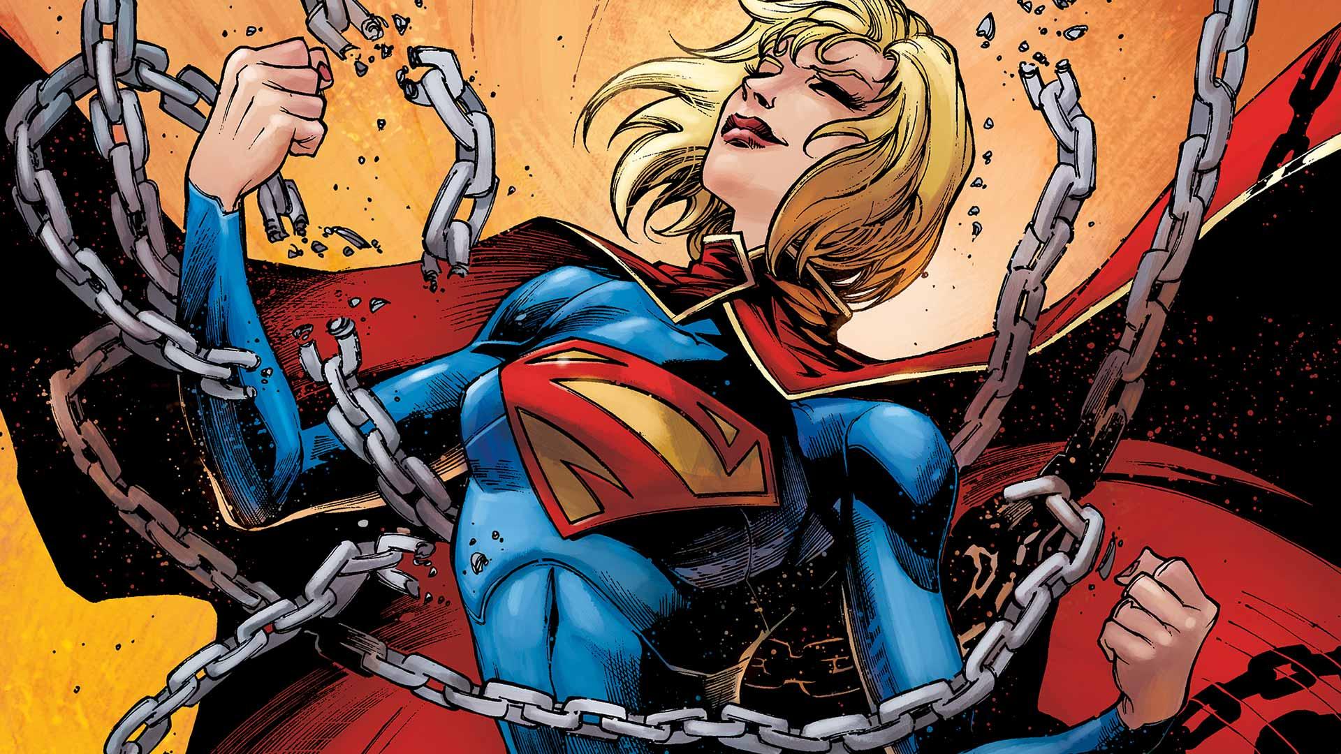 supergirl comic 1920x1080 ile ilgili görsel sonucu