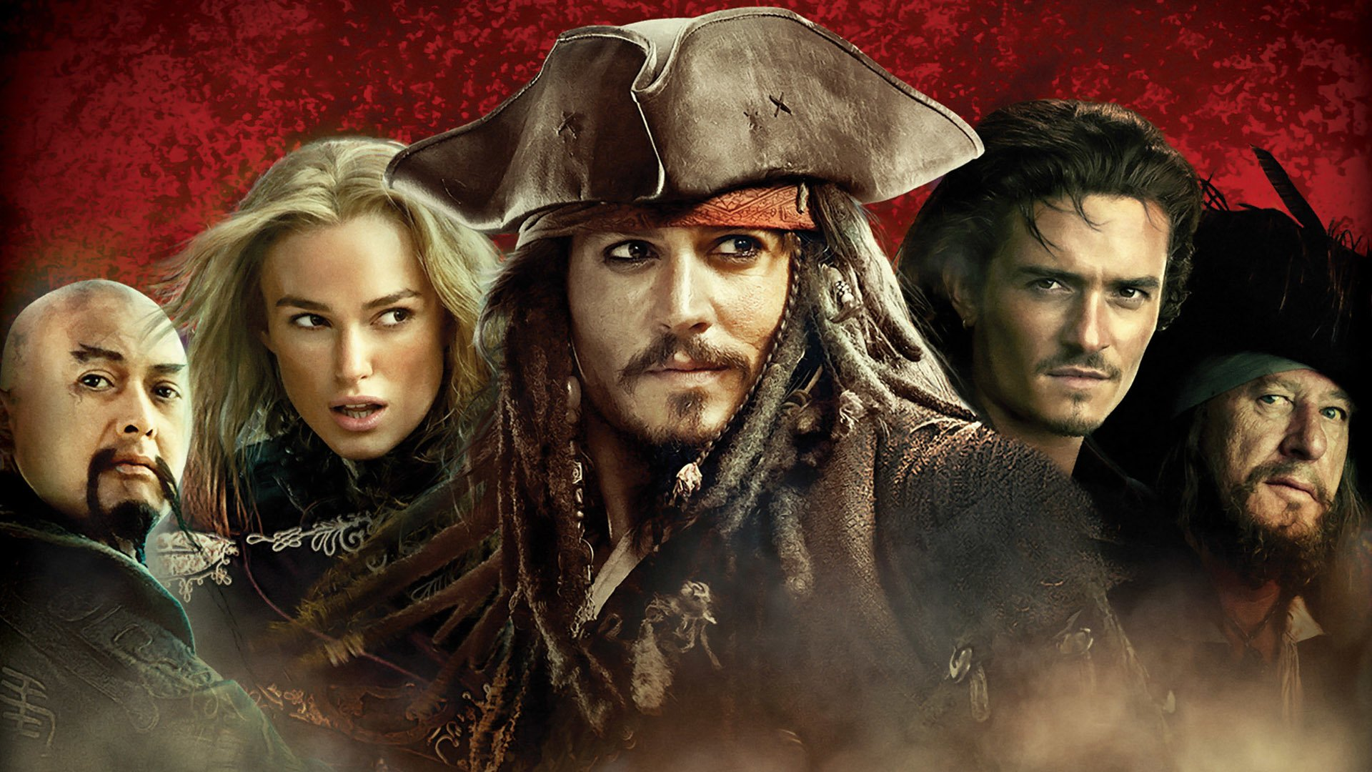 Pirates of the Caribbean film series  Wikipedia