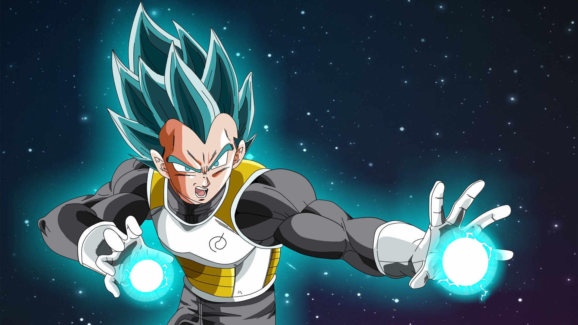 Vegeta super saiyan blue full hd fond d 39 cran and arri re for Super fond ecran