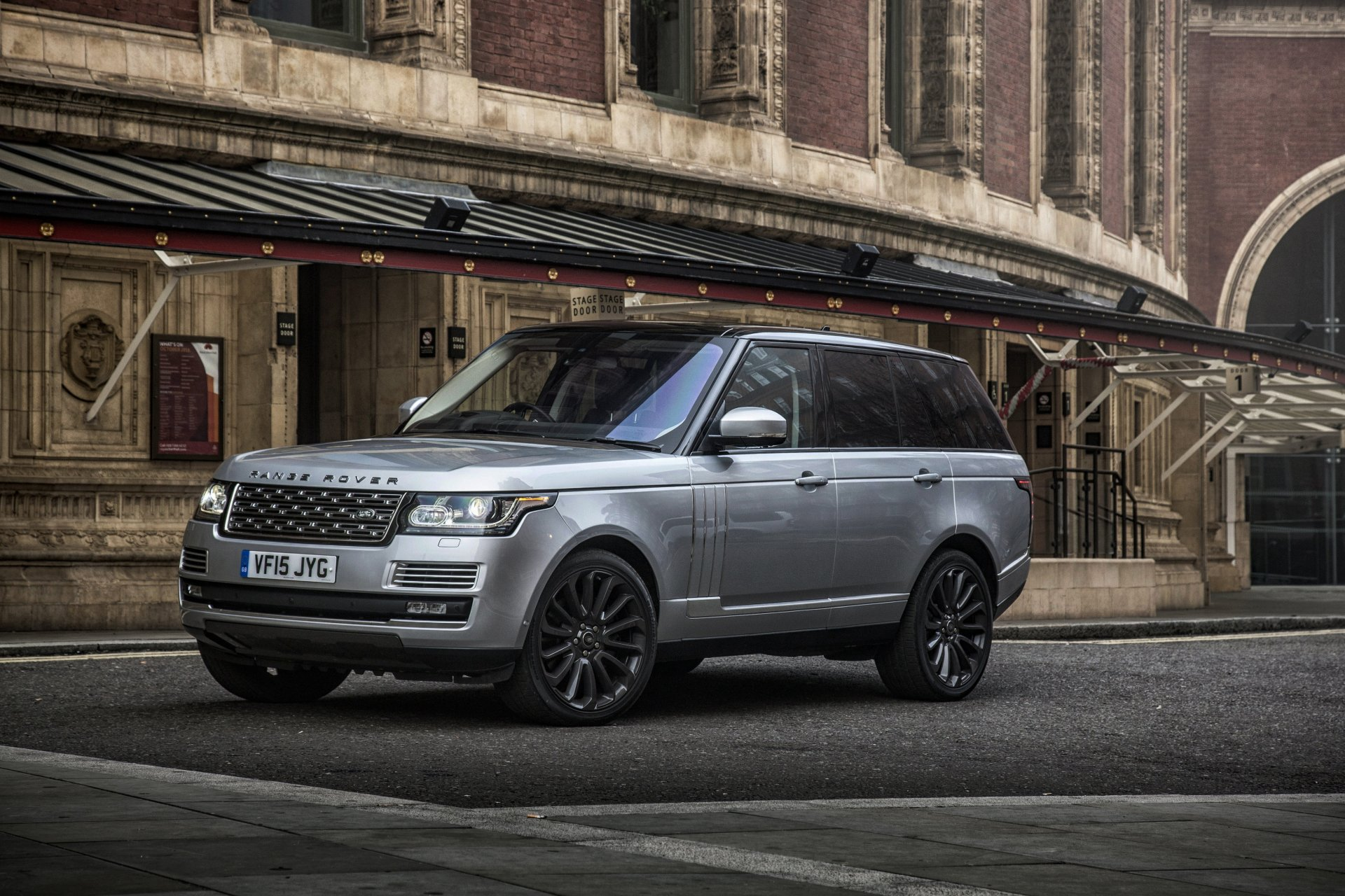 23 4K Ultra HD Range Rover Wallpapers